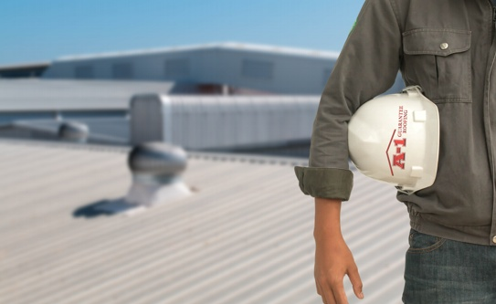 Commercial Roof Repair And Installation Springfield